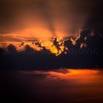 Nuages et cieux